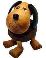 犬型 貯金箱