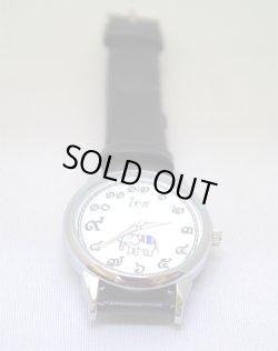 画像1: キャメロット製 腕時計 メンズ ブラック2